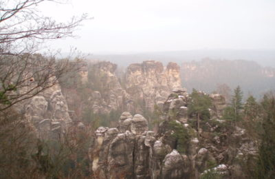 Daytrip to Saxon Switzerland- with Dresdenwalks
