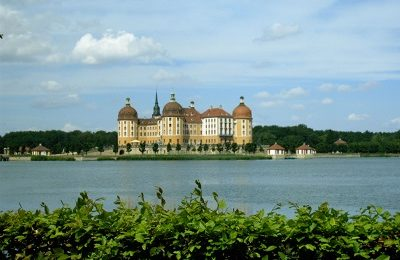 touring the surroundings of Dresden